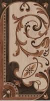 Керамогранит Гранд Вуд DD570700R декорированный левый обрезной 80x160 Kerama Marazzi