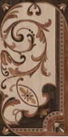 Керамогранит Гранд Вуд DD570800R декорированный правый обрезной 80x160 Kerama Marazzi