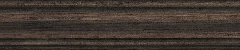 Плинтус Гранд Вуд DD7501/BTG коричневый тёмный 39.8x8 Kerama Marazzi