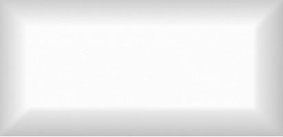 Настенная плитка 16032 Граньяно белый грань 7.4x15 Kerama Marazzi