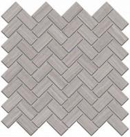 Декор Kerama Marazzi Грасси серый 30x31.5 SG190\002