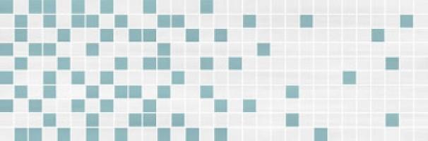 Настенный декор B171/1 Искья мозаичный 25x75 Kerama Marazzi
