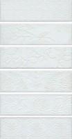 Панно Кампьелло белый 51x28.5 (6 частей) AD/A333/6x/2926 Kerama Marazzi