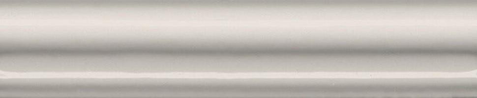 Бордюр Клемансо BLD032 Багет серый темный 15x3 Kerama Marazzi