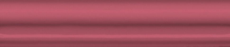 Бордюр Клемансо BLD039 Багет розовый 15x3 Kerama Marazzi