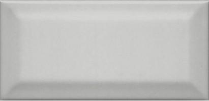 Настенная плитка Клемансо 16053 серый грань 7.4x15 Kerama Marazzi