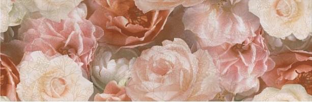 Декор Контарини Цветы обрезной STG/A590/13032R 30x89.5 Kerama Marazzi