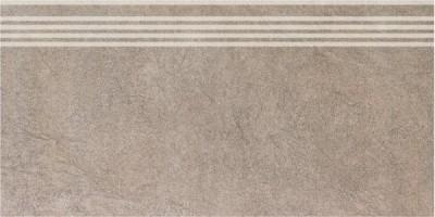 Фронтальная ступень Королевская дорога SG614400R/GR коричневый светлый 30x60 Kerama Marazzi
