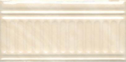 Бордюр Летний сад беж 19017/3F 20x9.9 Kerama Marazzi