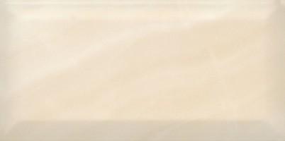 Настенная плитка Летний сад беж грань 19014 20x9.9 Kerama Marazzi