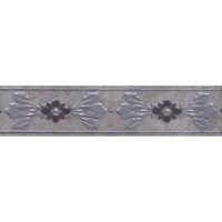 Бордюр настенный MLD/D05/6242 Мармион серый 5.4x25 Kerama Marazzi