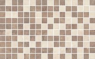 Декор мозаичный MM6267C Мармион бежевый 8мм 25x40 Kerama Marazzi