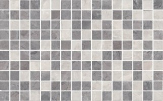 Декор мозаичный MM6268C Мармион серый 8мм 25x40 Kerama Marazzi
