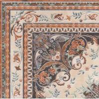 Декор Мраморный дворец ковёр лапп. HGD/A174/SG1550L 40.2x40.2 Kerama Marazzi
