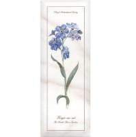 Декор NT/A83/15005 Ноттингем цветы грань 15x40 Kerama Marazzi