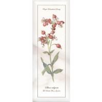 Декор NT/A87/15005 Ноттингем цветы грань 15x40 Kerama Marazzi