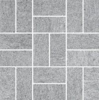 Декор SG176/001 Ньюкасл серый мозаичный 11мм 30x30 Kerama Marazzi