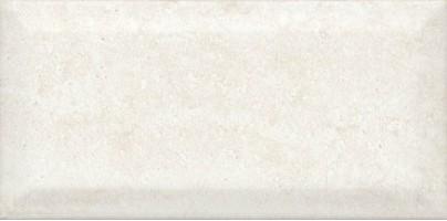 Настенная плитка Олимпия 19044 беж светлый грань 20x9.9 Kerama Marazzi