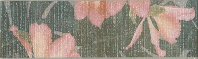Бордюр Пальмовый лес HGD/A363/6000 7.7x25 Kerama Marazzi