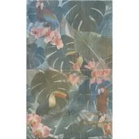 Панно Пальмовый лес HGD/A362/4x/6000 50x80 Kerama Marazzi