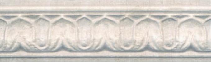 Бордюр Пантеон BAC003 беж светлый 25x7.5 Kerama Marazzi