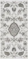Керамогранит Парнас серый декор. лапп. SG810302R 40x80 Kerama Marazzi