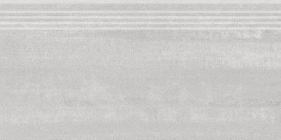 Ступень Про Дабл серый светлый DD201200R/GR 30x60 Kerama Marazzi