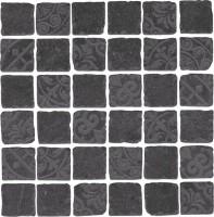 Декор SBM002/DD6399 Про Фьюче черный мозаичный 30x30 Kerama Marazzi