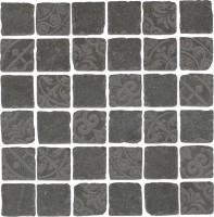 Декор SBM008/DD6406 Про Фьюче антрацит мозаичный 30x30 Kerama Marazzi