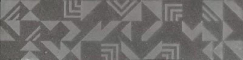 Декор Kerama Marazzi Про Матрикс антрацит геометрия 15x60 SBD014\DD3184