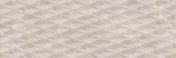 Настенная плитка 13004R Ричмонд бежевый темный структур обрезной 11мм 30x89.5 Kerama Marazzi