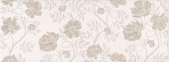 Декор AR146/15054 Сафьян Цветы 15х40 Kerama Marazzi