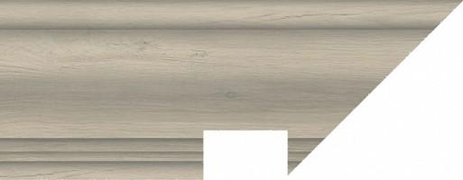 Плинтус Kerama Marazzi Сальветти капучино светлый вертикальный левый 22.8х8х15.5 SG5400/BSS/SV
