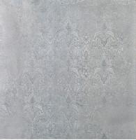 Керамогранит SG610802R Шелковый путь орнамент серый лапп. 60x60 Kerama Marazzi