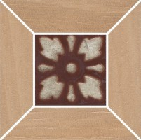 Вставка Слим Вуд ID78 наборный 9.6x9.6 Kerama Marazzi