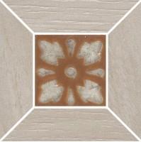 Вставка Слим Вуд ID80 наборный 9.6x9.6 Kerama Marazzi