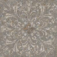 Керамогранит Терраццо SG632300R коричневый декорированный обрезной 60x60 Kerama Marazzi