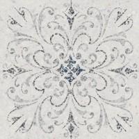 Керамогранит Терраццо SG632500R серый светлый декорированный обрезной 60x60 Kerama Marazzi