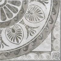 Декор GR55/SG1118 Триумф 1/4 розона 42x42 от Kerama Marazzi