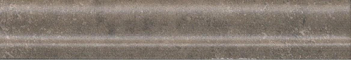 Бордюр Виченца Багет BLD017 коричневый тёмный 15x3 Kerama Marazzi