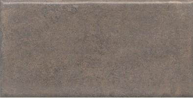 Настенная плитка Виченца 16023 коричневый тёмный 7.4x15 Kerama Marazzi