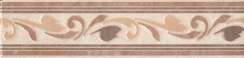Напольный бордюр AD/A241/3431 Вилла Флоридиана 30.2x7.2 Kerama Marazzi