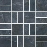 Керамогранит SG167/002 Виндзор декор мозаичный темный 30x30 Kerama Marazzi