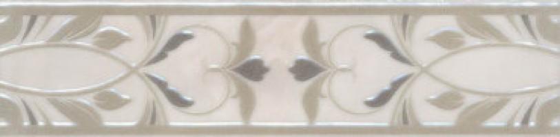 Настенный бордюр AR141/11101R Вирджилиано обрезной 30x7.2 Kerama Marazzi