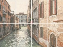 Панно NT/A190/8x/8262 Золотой пляж Venezia 8 частей 80x60 Kerama Marazzi