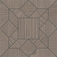 Декор SG174/004 Дартмут темный 20x20 Kerama Marazzi