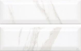 Плитка настенная 9034 Дорато белый грань 8.5x28.5 Kerama Marazzi