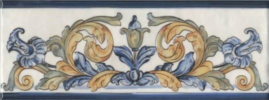 Декор Площадь Испании HGD/A348/15129 15x40 Kerama Marazzi