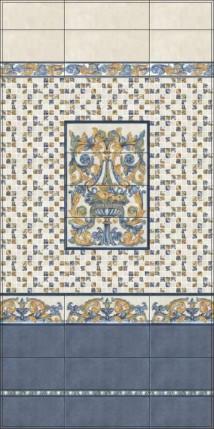 Плитка Площадь Испании (Kerama Marazzi)