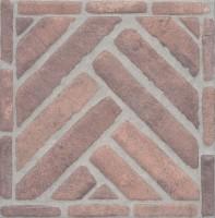 Плитка Kerama Marazzi Посейдония коричневый 30.2x30.2 напольная 3430